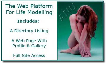 join as a life model