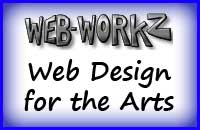 Web Design for the arts